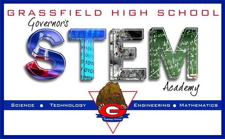 Stem Logo Governor's academy 2018