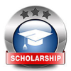 scholarship information available using this icon