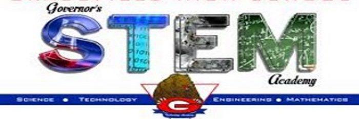 STEM Academy logo banner