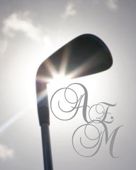 AEM Golf Tournament Logo