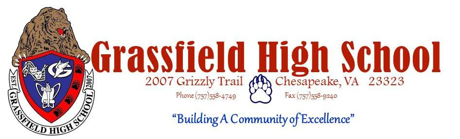 Grassfield High School – 2007 Grizzly Trail <br>Chesapeake