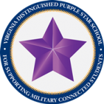 virginia department of education purple star recognition