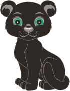 Baby panther