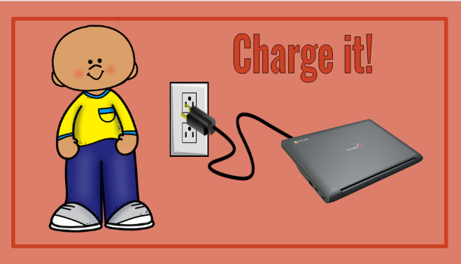 Charge it