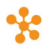Desire to Learn Logo Orange Splat