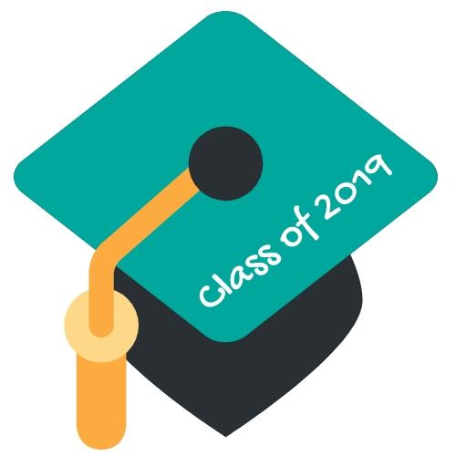 Class of 2019 Graduate Cap