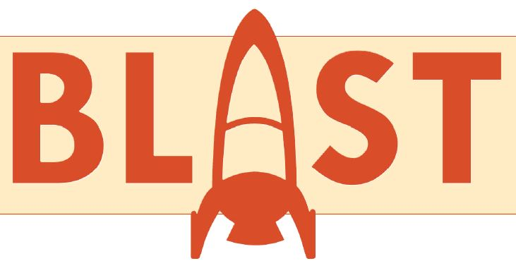 BLAST with a Space Ship for the A