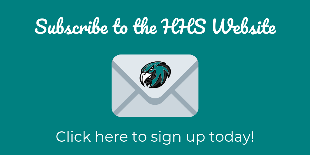 Subscribe to HHS Website Click here to sign up today