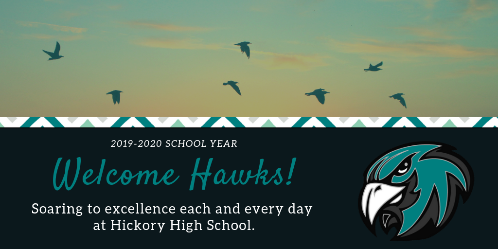 Hickory High School – We are Hickory!
