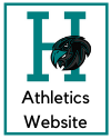 Athletics Website H with a Hawk
