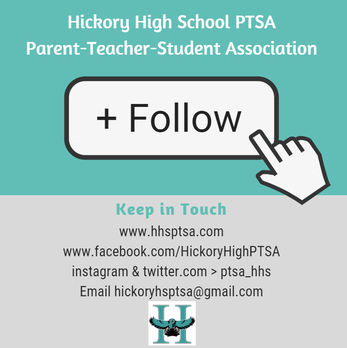Follow the PTSA