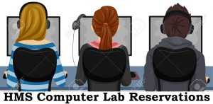 Link to reserve labs for HMS