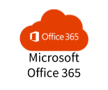 Office 365 icon orange cloud Microsoft Office 365