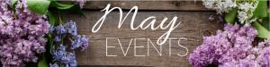 Hydrangeas: May Events
