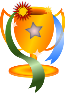 gold prize cup
