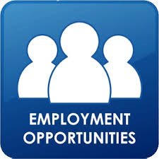 images og three people with the words employment opportunities