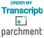 Order my Transcript (parchment)