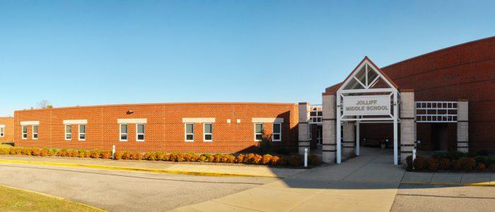 Jolliff Middle School Building