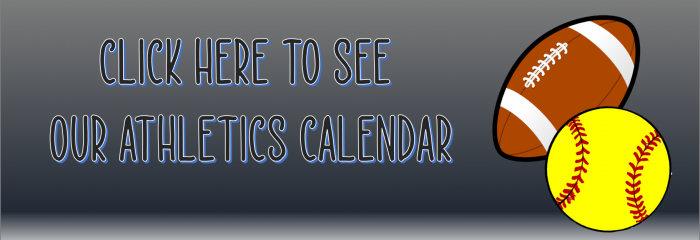 Click here to see athletic calendar
