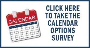 Click here to take calendar options survey