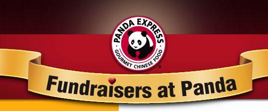 Fundraiser at Panda