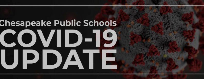 Chesapeake Public Schools Covid-19 update