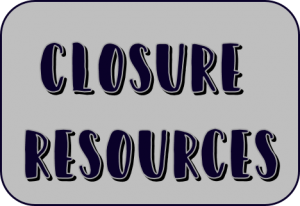 Closure Resources