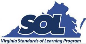 SOL Virginia Standards of Learning