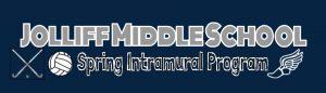 Jolliff Middle School Spring Intramural Program