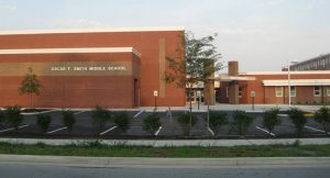 oscar f. middle school