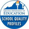 Virginia Department of Education School Quality Profiles Logo
