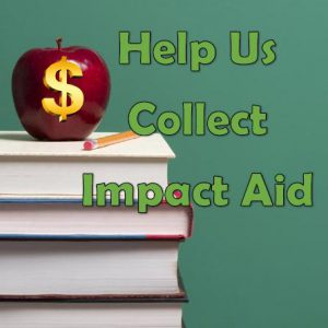 Help us collect impact aid
