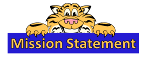Tiger Mascot (Mission statement)
