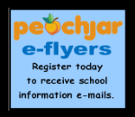 Peachjar eFlyers Register today to receive school information e-mails
