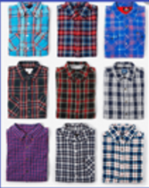 ( types of flannel