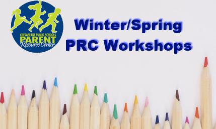 Winter Spring PRC Webshops