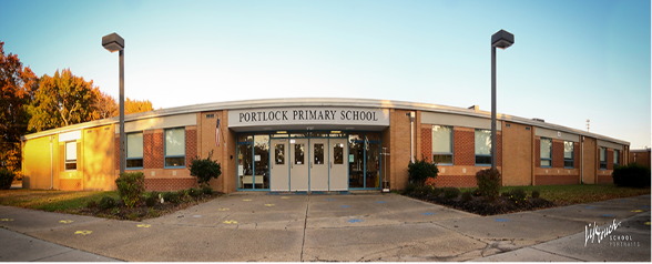 Portlock Primary School Building