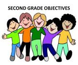 Second grade objectives