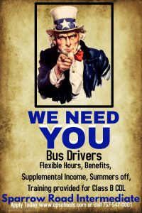 We Need You Bus Drivers: Flexible Hours, Benefits, Supplemental Income, Summers off, Training provided for Class B CDL Apply today www.cpschools.com or call 757-547-0001