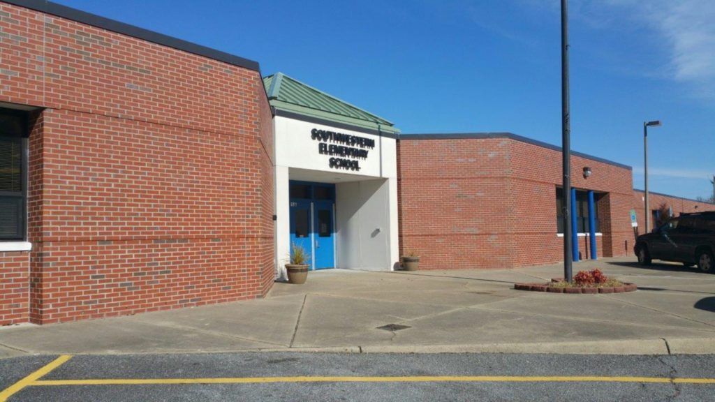 Southwestern Elementary School Building