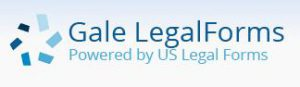 Gale LegalForms Powered by US Legal Foroms with logo