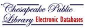 Chesapeake Public Library Electronic Databases Logo