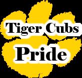Tiger Cubs Pride Paw