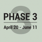 Phase 3 April 20-June 11