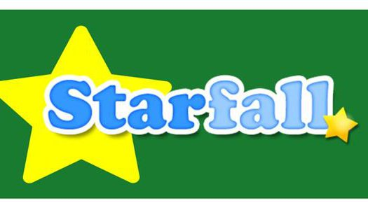 Starfall Button for Early Childhood Educational Games