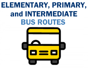 Elementary, Primary, and Intermediate Bus Routes