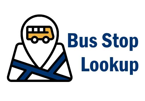 bus stop lookup
