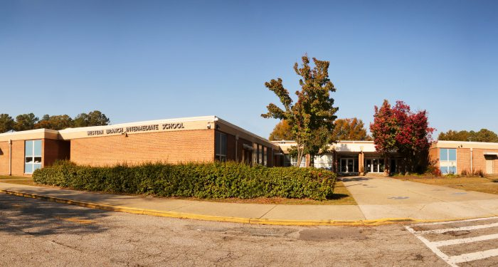 Western Branch Intermediate School Building
