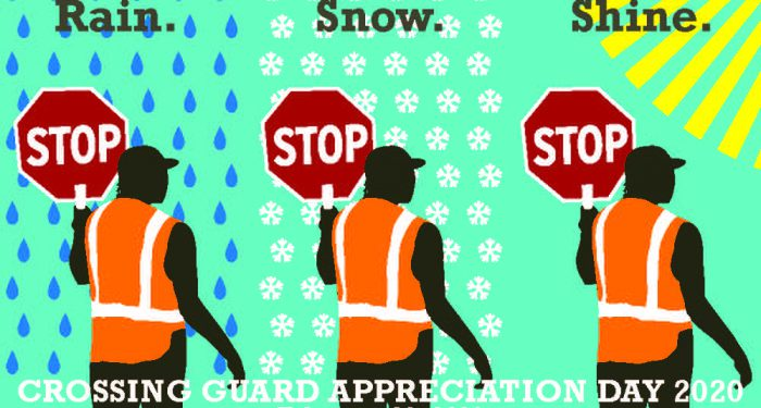 Crossing Guard Appreciation Day - Feb. 12, 2020
