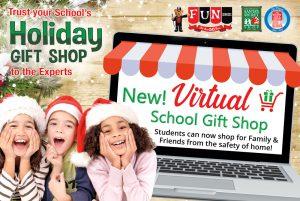 Virtual School Gift Shop